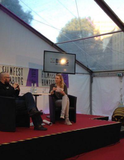 Klappe auf! Christian Alvart, Filmfest Hamburg, 2013