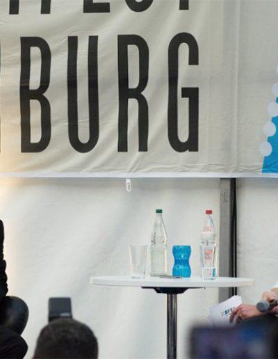 Klappe auf! Florian Froschmayer, Filmfest Hamburg, 2012
