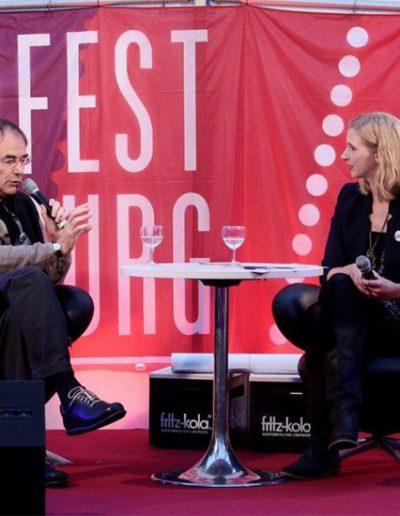 Klappe auf! Johannes Fabrick, Filmfest Hamburg, 2015