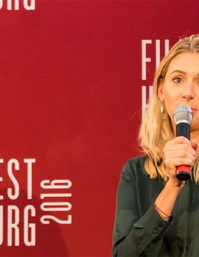 Klappe auf! Marie Kreutzer, Filmfest Hamburg, 2016