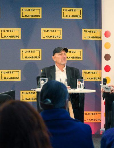 """Stefan Phillip, 2017, """"Klappe auf!"""" Filmfest Hamburg"""