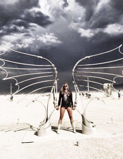 Burning Man Festival, 2017